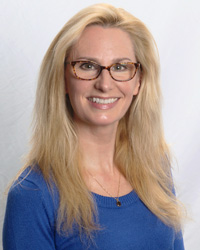 Jackie Stachel, Director of Marketing and Communications