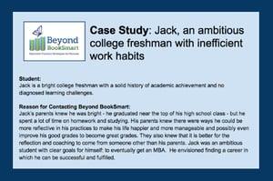 Case Study Jack