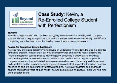 Kevin Case Study