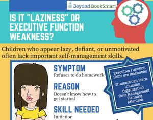 Laziness infographic