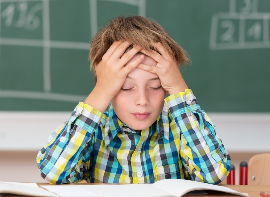 A day in the life of a fourth grader with Executive Function Challenges