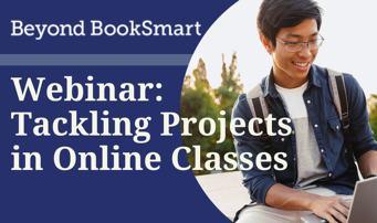 Tackling Projects in online classes