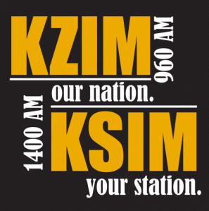 KZIM logo