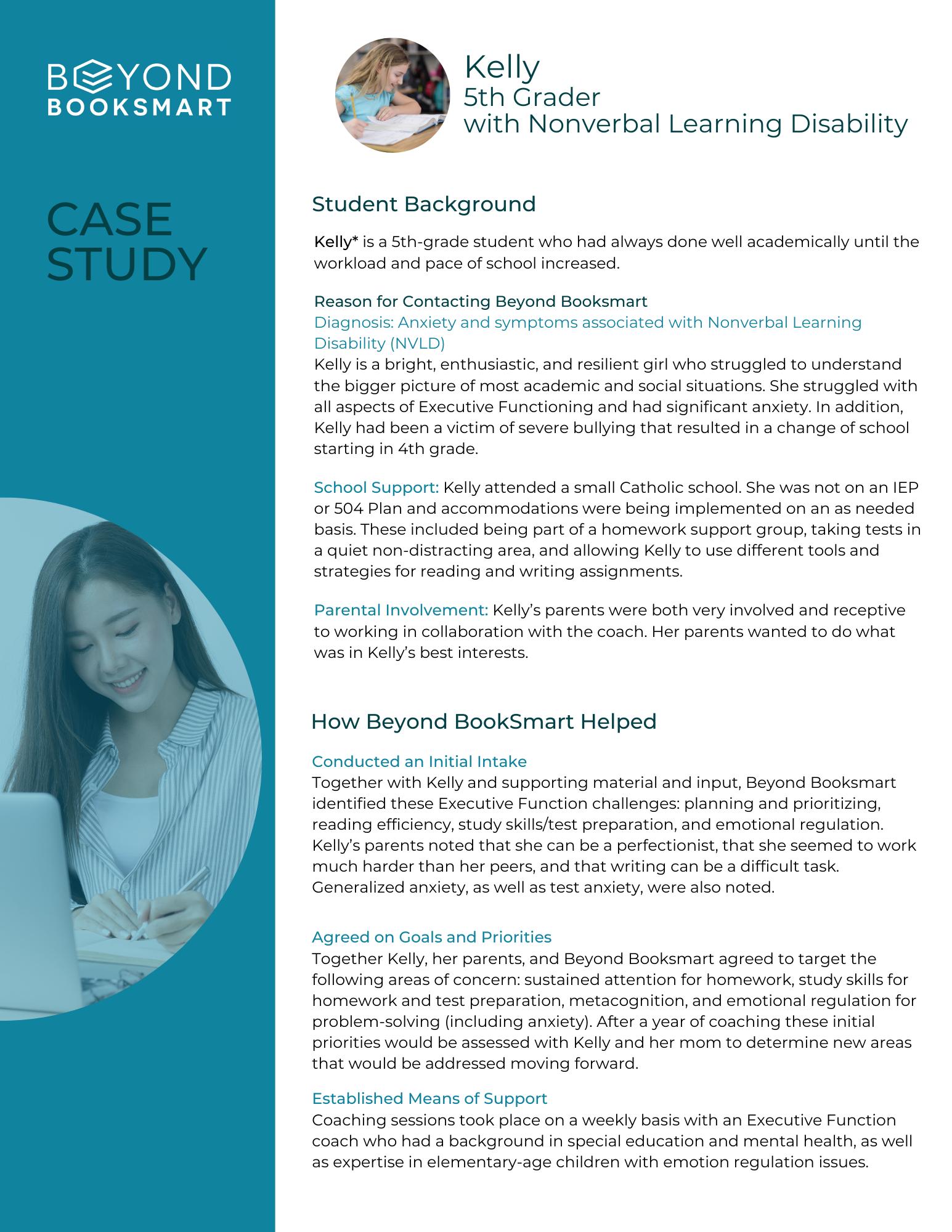 Case Study #2 Kelly