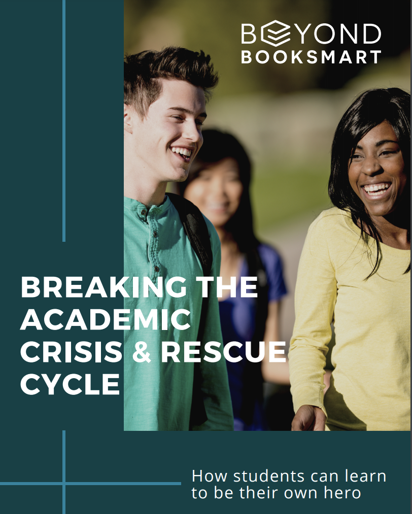 Breaking the Academic Crisis and Rescue Cycle